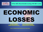 Long Term Economic Losses